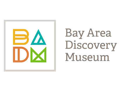 Family Pass to the Bay Area Discovery Museum