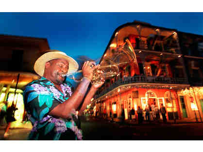 The Home of Jazz - Trip for 2 to New Orleans