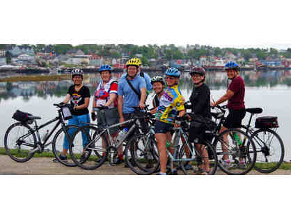 Nova Scotia Cycling Adventure for Two