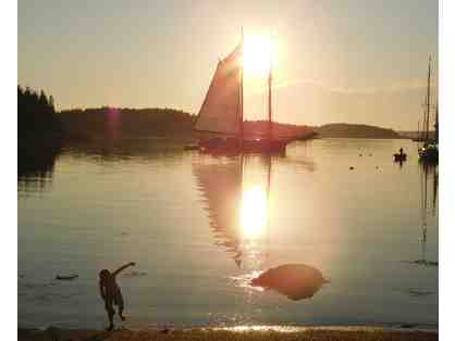 Windjammer Sailing Cruise for 2 Aboard Schooner Lewis R. French - 3 or 4 nights