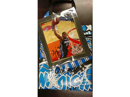 Autographed Maurice Harkless Photo - Orlando Magic