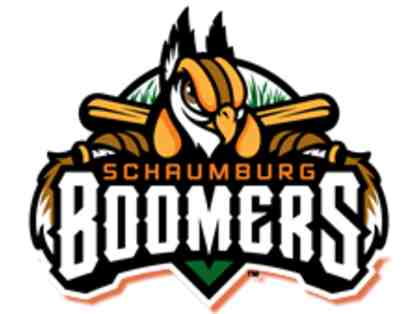 Throw the First Pitch at Boomers Baseball in Schaumburg -- (4) box seats!!!