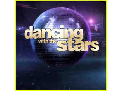Dancing with the Stars - 2 TIX to a Live Broadcast of a Season 26 PERFORMANCE SHOW