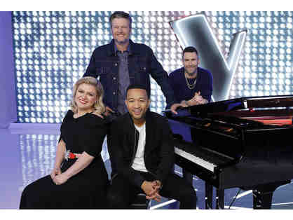 4 Tickets - THE VOICE Season 16