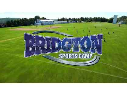 2017 Bridgton Sports Camp Enrollment for One New Camper - Valid Either Session