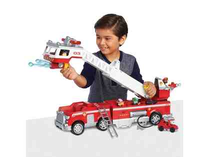 Paw Patrol Ultimate Fire Rescue Truck