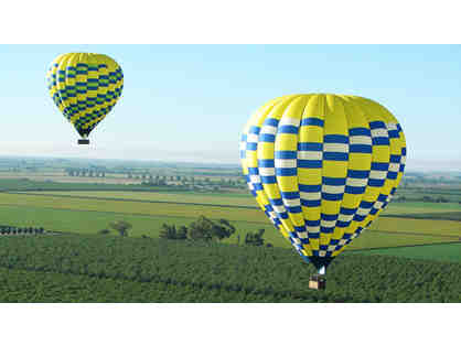 Napa Valley Hot Air Balloon Ride For 2 with Champagne Brunch