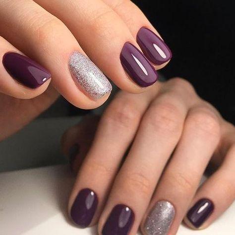 Gel Manicure At Full Moon Nail Spa In Sherman Oaks