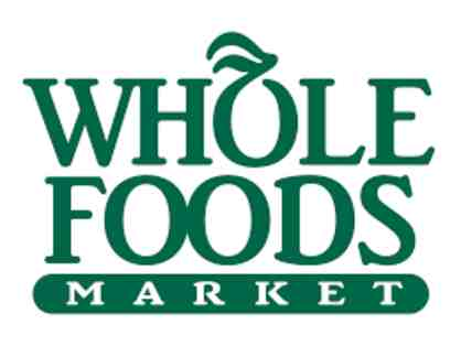 Whole Foods Market - $50 Gift Certificate
