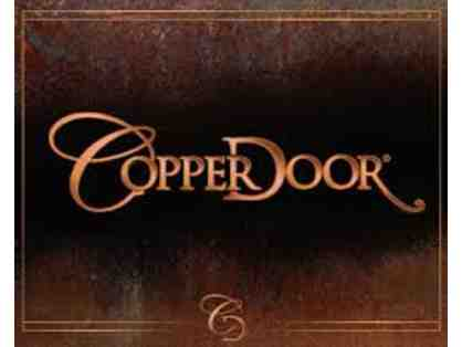 Copper Door - $50 Gift Certificate