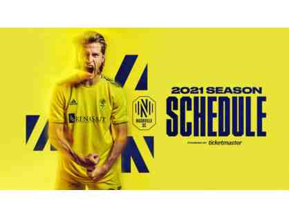 Nashville Soccer Club tickets!