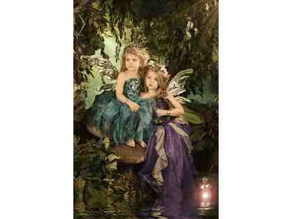 Enchanted Fairies - Photo Session & 16x20 Enchanted Wall Portrait