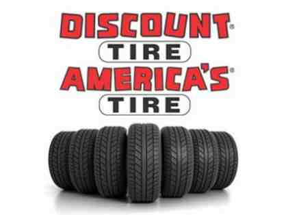 Discount Tire Co. - $500 Gift Certificate
