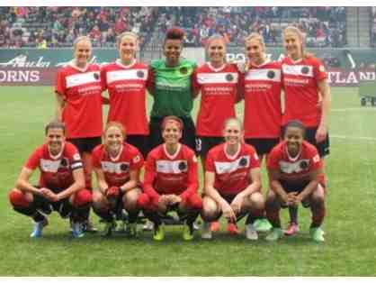 Four (4) Tickets to Portland Thorns Game - August 5, 2017
