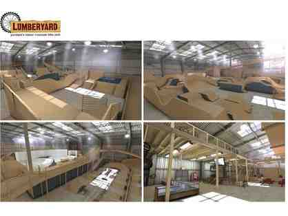 Five (5) Person Ride Package at The Lumberyard Bike Park