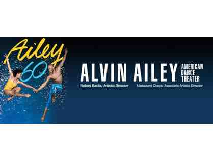 Alvin Ailey for Two at the Lyric - April 23, 2019