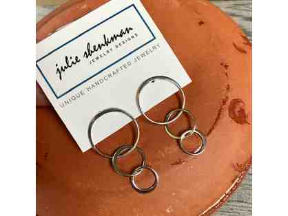 Julie Shenkman Jewelry Designs-Earrings E3848