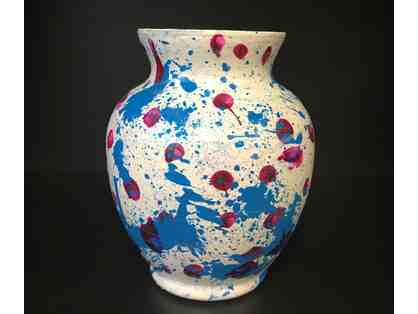 Montara Preschool Vase 1- by Ethan, Ruby, Silas, and Brooks