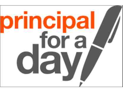 Buy a Chance to be Principal for a day with Mr. U!