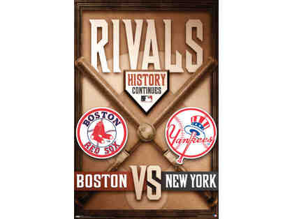 Boston Red Sox vs. New York Yankees (4 Tickets) - Saturday, August 19, 2017