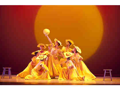 Alvin Ailey American Dance Theater tickets & backstage artist meet & greet