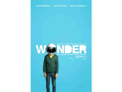 WONDER Pre- release Movie Screening 11/15 at 7 pm