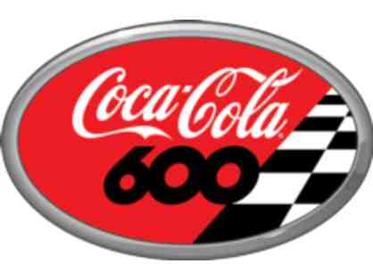 2 Tickets to Coca-Cola 600