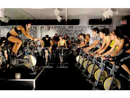 SoulCycle Three Series Sessions