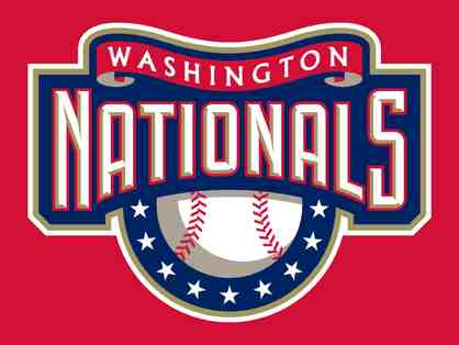 Four (4) Tickets to Washington Nationals Game