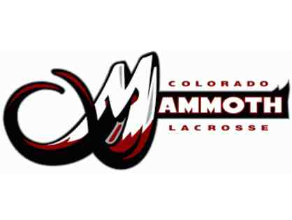 Colorado Mammoth vs Rochester Knighthawks (5) in suite