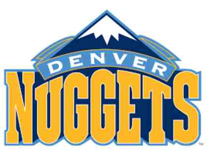 DENVER NUGGETS FULL SUITE FOR 24 WITH PARKING