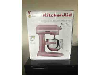 PALE PINK KitchenAid Professional HD Series Bowl-Lift Stand Mixer