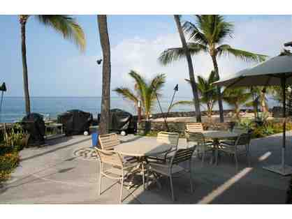 1 Week Stay in a 1 Bedroom + Convertible Bed, 1 Bath Condo in Kona, Hawaii