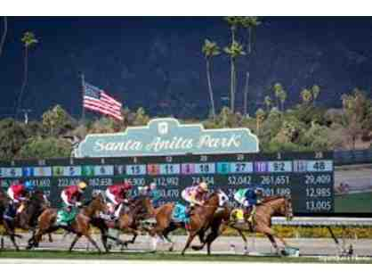 Day at the Races- Club House passes for 4 + Valet Parking Pass