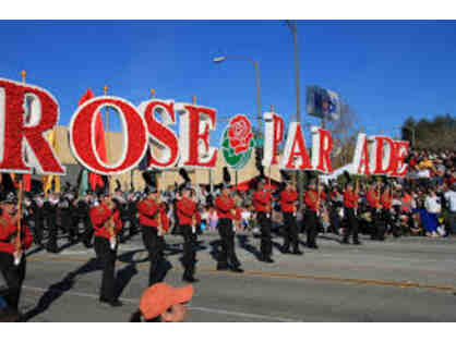 Rose Parade 2019, Los Angeles Marriott Hotel, Hollywood, Beverly Hills Tours for 2 People