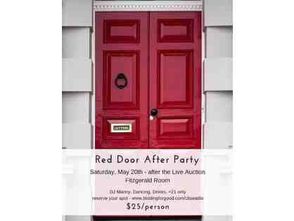 Red Door After Party