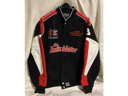 "Nascar Dale Earnheart Drivers Jacket ""Intimidator"""