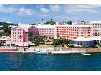 Four night weekend stay at The Hamilton Princess in Bermuda, Art Hotel