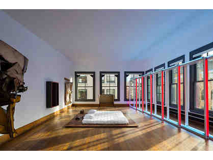 An exclusive Tour of Donald Judd's SoHo Home and Studio: 101 Spring Street