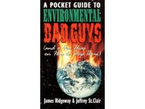 "Rare Book: Signed copy of ""A Pocket Guide to Environmental Bad Guys"""