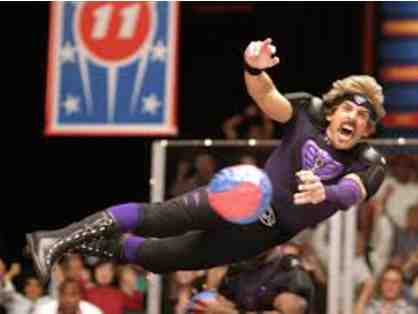 Dodgeball for D2 parents.