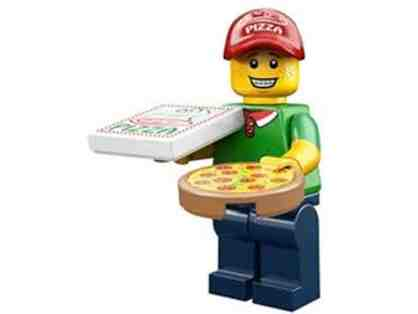 Teacher Experience - Lego, Pizza, & Movie Night