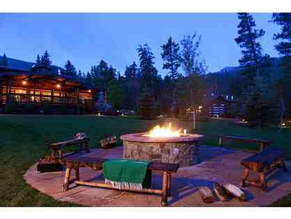 The Broadmoor Fishing Camp - One Night for Two People - Private All-inclusive Fly Fishing