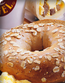 """finagle a bagel culture Todd feinburg journal publisher/editor a conversation with coowner laura trust reveals that """"finagle a bagel"""" has a problem it just may have the cool."""