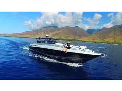 4-Hour Private Morning Snorkel on a Luxury Power Yacht