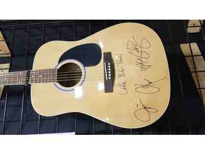 Guitar Autographed by Little Big Town