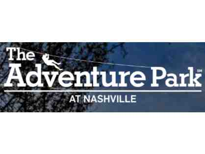 4 Vouchers for Climbing Sessions at the Adventure Park (Nashville, TN)