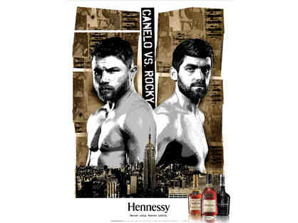 Canelo vs Rocky Fielding Ringside Seats, VIP Lounge and after-party!