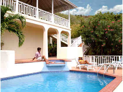 Private villa for 4 in Antigua for 1 week