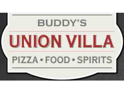 3 Cheese Pizzas Per Week for 1 Year from Buddy's Union Villa